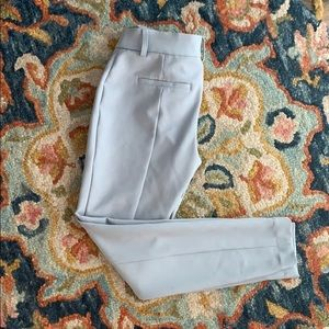 Express extreme skinny mid rise pants